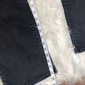 Levi's Jeans - Levi Black Denim 515 Bootcut Jeans